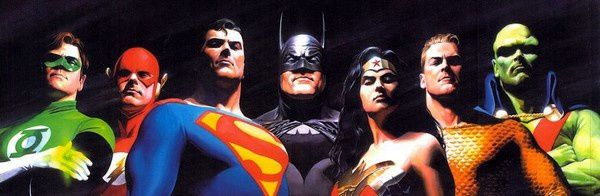 02 - Justice League of America