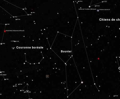 bouvier constellation