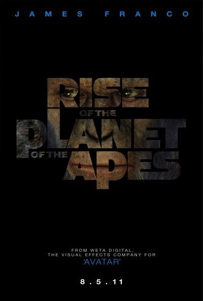 Rise of the planet of the apes VO