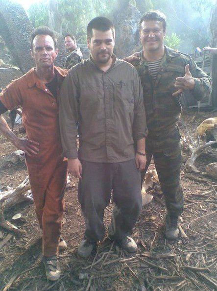 predators tournage photo 8
