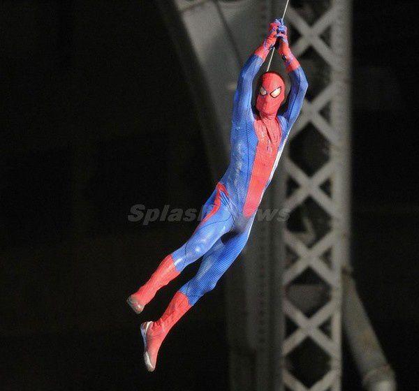 The Amazing Spiderman New York 12