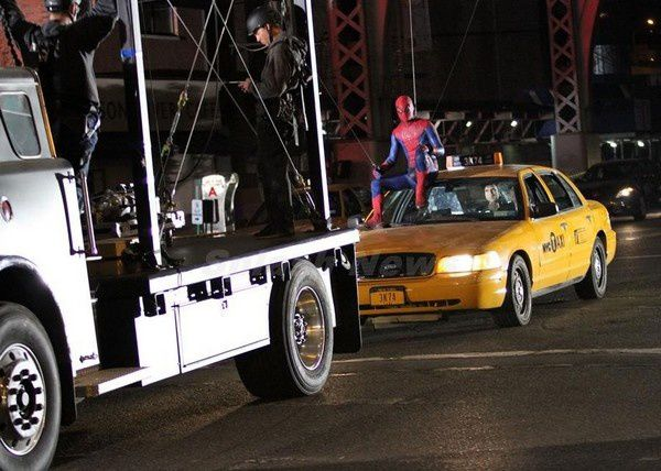 The Amazing Spiderman New York 14