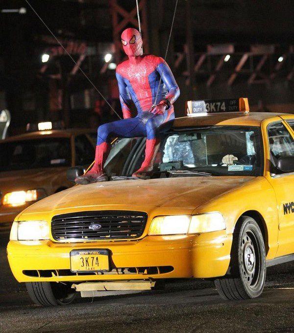 The Amazing Spiderman New York 16