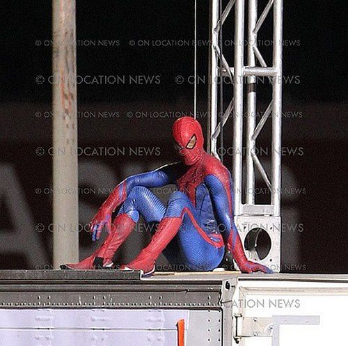 Spider-Man Reboot Tournage Los Angeles 02