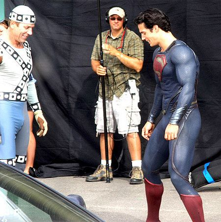 Man of Steel Henry Cavill Costume 03