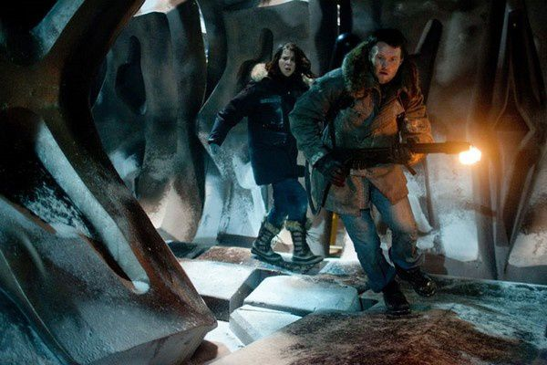 The Thing Tournage 07