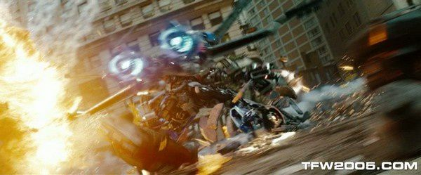 Transformers 3 superbowl teaser 11