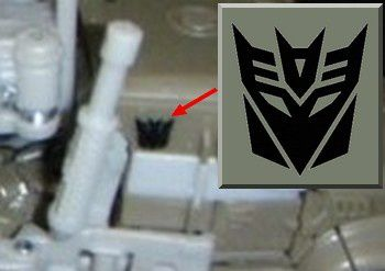 Transformers 3 Toys Truck 03