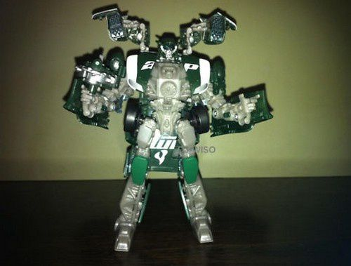 Transformers 3 Toys Green Weckers 01
