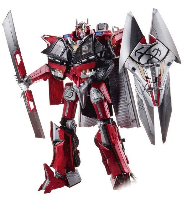 Transformers 3 DOTM Sentinel Prime Toy 01