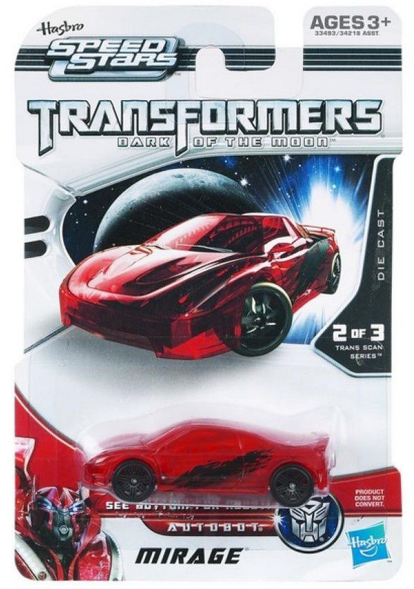 Transformers 3 DOTM Mirage Speed Stars 01