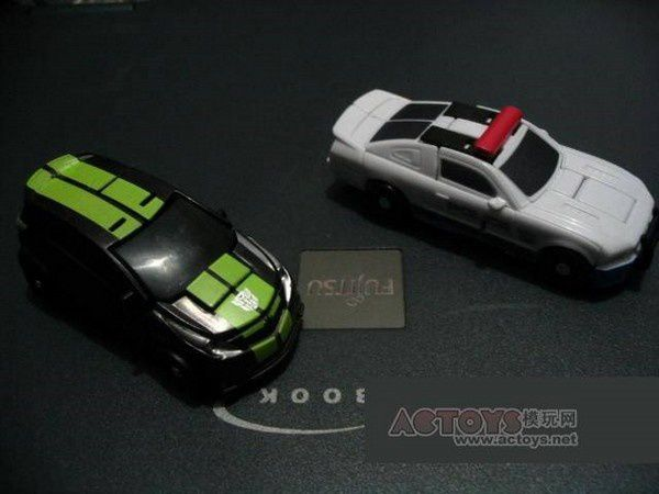 Transformers 3 - Toys Legends Barricade Skids and -copie-1