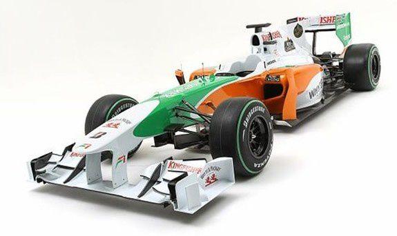 Force India VJM03 3