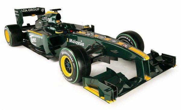 Lotus T127 1