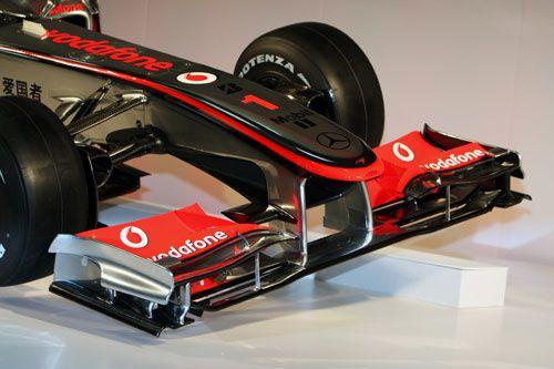 McLaren MP4-25 7