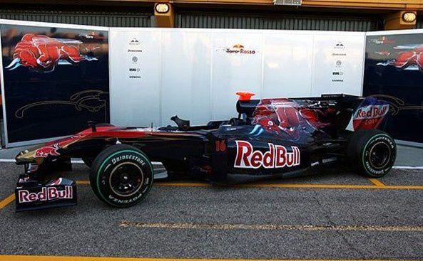 Toro Rosso STR-5 1