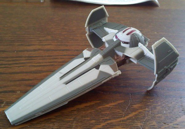 Sith Infiltrator 4