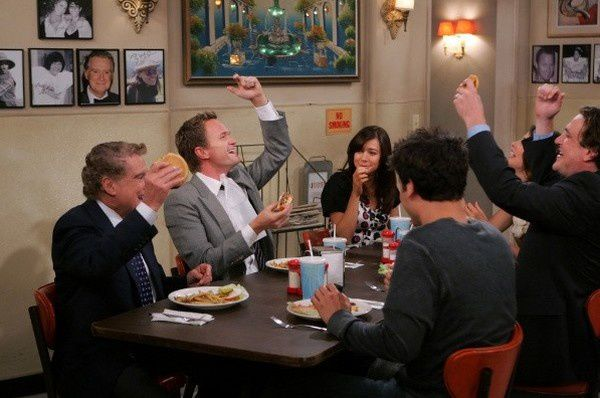 How I Met Your Mother 04x02