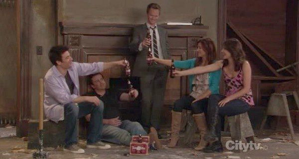 How I Met Your Mother 05x20