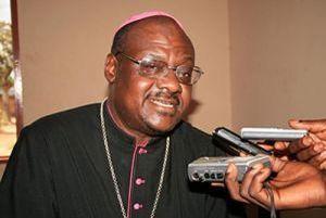 Bispo Vicente Kiaziku.