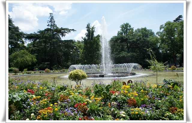 Beautiful jardin grand rond toulouse contemporary for Jardin royal toulouse