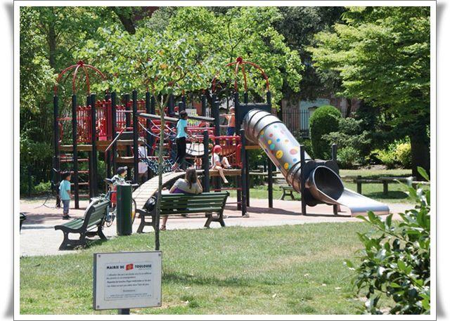 Le Jardin des Plantes: côté jeux(2) - des mots et des images ...