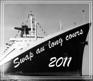 Swap au long cours 2011