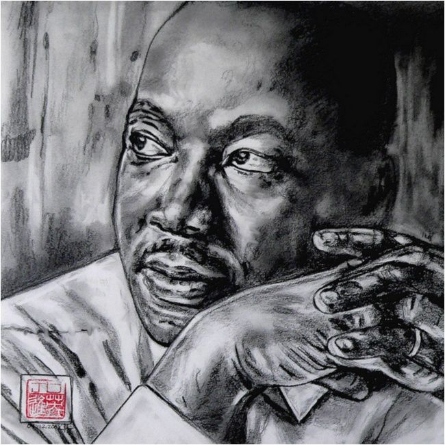 m artin luther king essay Martin luther king jr's 'letter from birmingham jail' martin luther king jr's revealing, 'letter from birmingham jail', delves into the segregation.