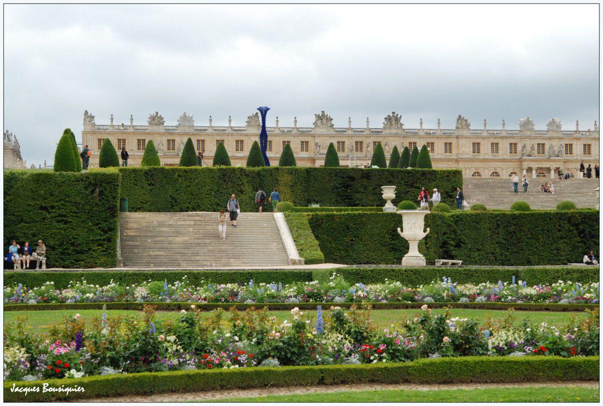 Versailles dans les jardins du roy images du beau du monde - Jardin du chateau de versailles gratuit ...