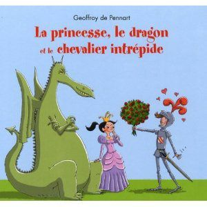 20130214 La princesse, le dragon et le chevalier intrépide