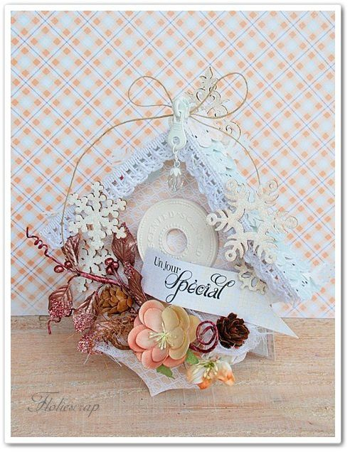 House-card-Floliescrap 7587