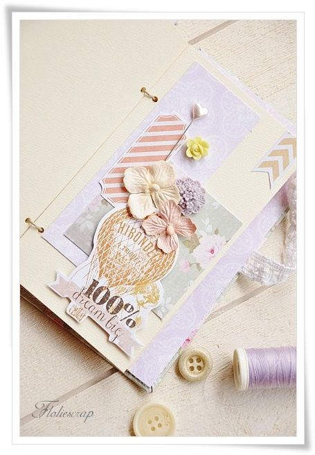 Mini-album-Scrapbook-Adhesives-by-3L-Floliescrap 0041