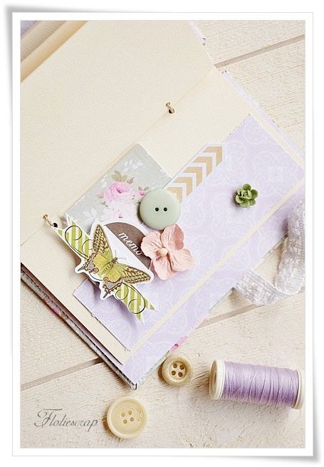Mini-album-Scrapbook-Adhesives-by-3L-Floliescrap 0045