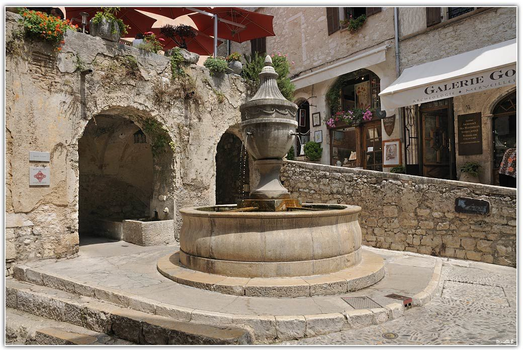 Saint paul l 39 imprenable le blog de danielle buys - Office de tourisme de saint paul de vence ...