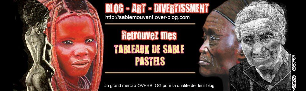 Blog art tableaux de sable et pastel, divertissement humour videos, peintres celebres, artiste breton