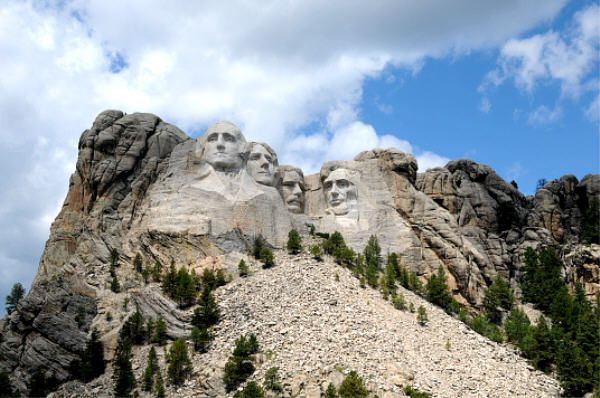 le mont rushmore les 4 tetes des presidents 8 freeridermagasine