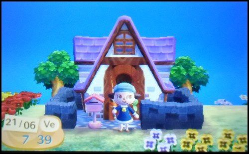Agrandissement de ma maison journal animal crossing new leaf for Agrandissement maison animal crossing wii