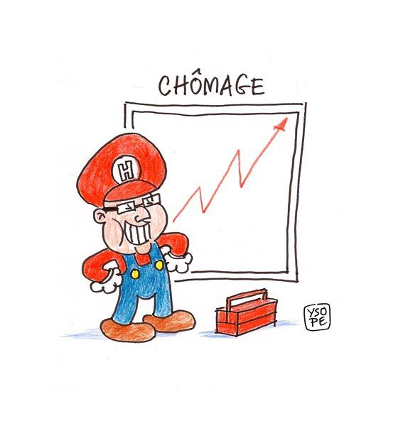 Hollande mario bros