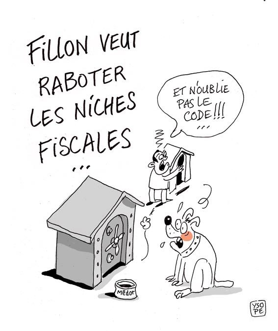 Niches fiscales