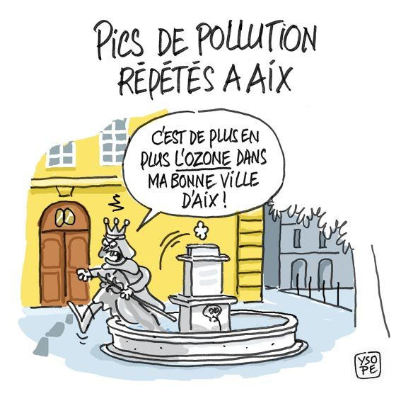 Pollution a aix