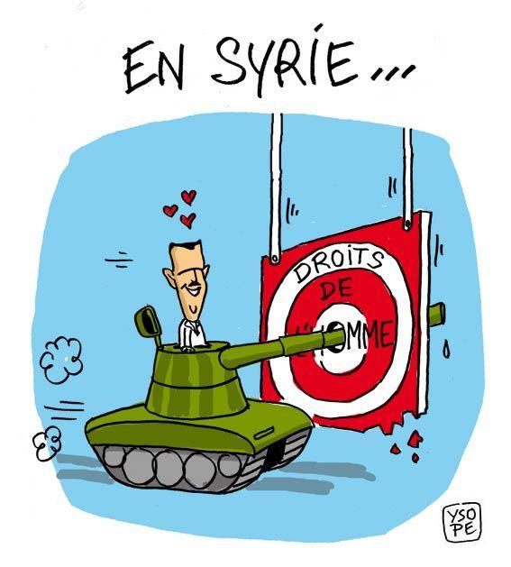 Syrie bachar al assad
