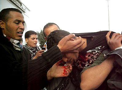 révolte tunisie 1