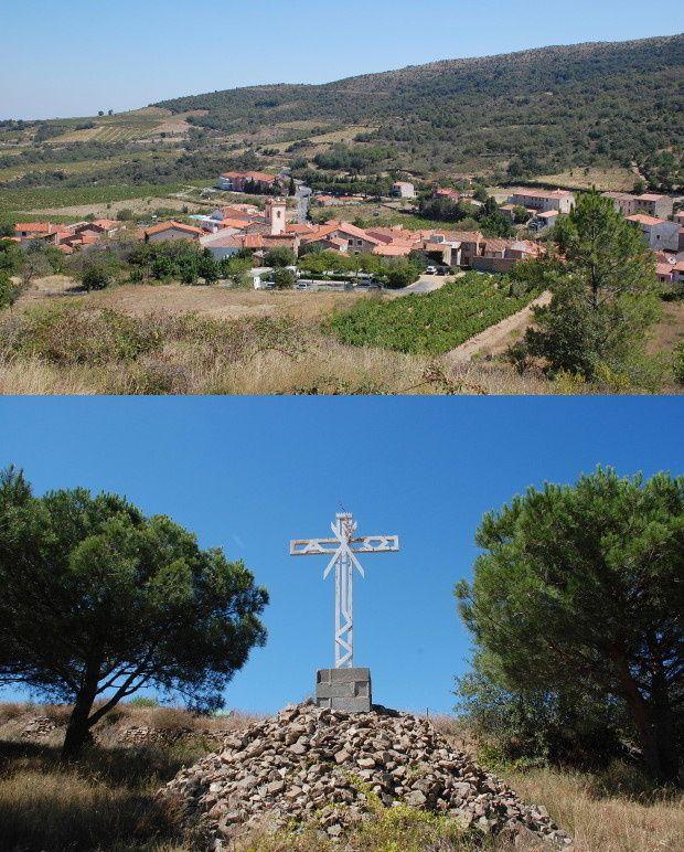 la croix et la cloche de cassagnes a