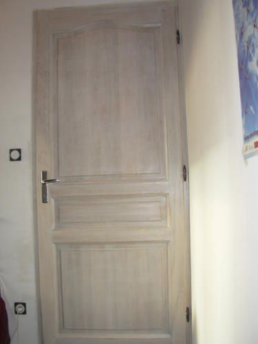 Lasure sur porte jcpm for Lasurer un meuble
