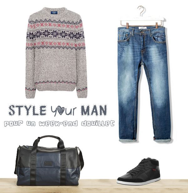 style your man