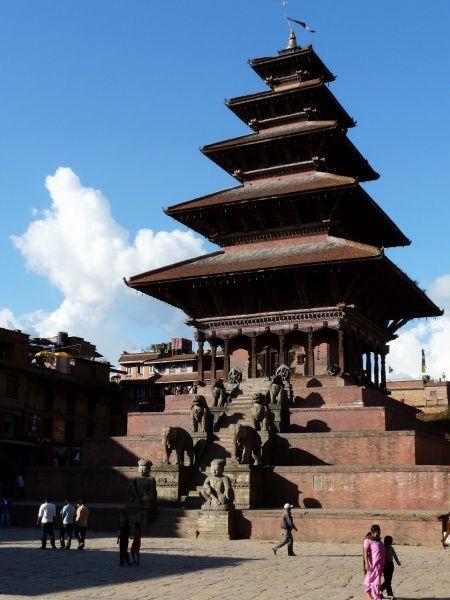 N (623) Bhaktapur Taumadhi square