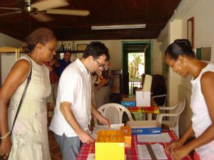 [971] Guadeloupe Elections2008