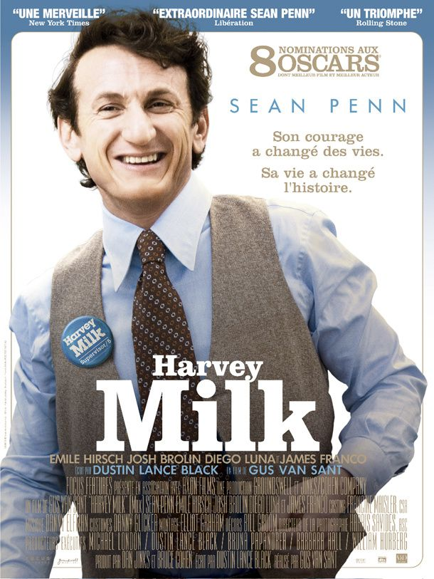 harvey milk affiche