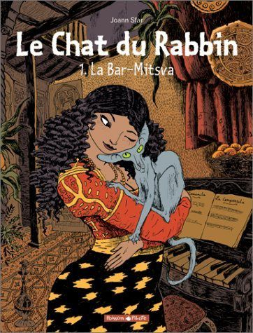 le-chat-du-rabbin-tome-1