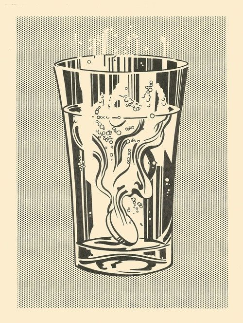 Roy-Lichtenstein--Alka-Seltzer--1966--Ink-on-paper.-Art-Ins.jpg